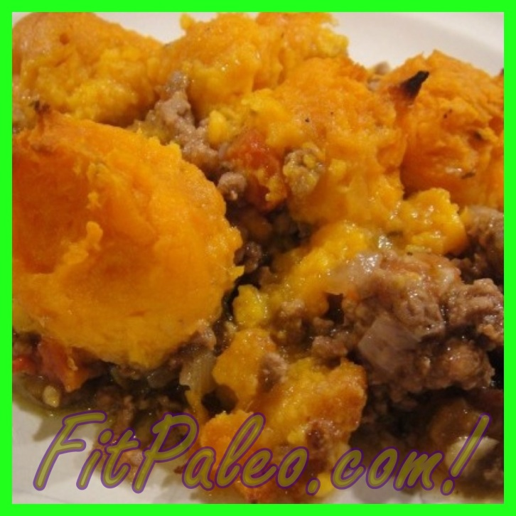 sweetpotatoshepherdspie